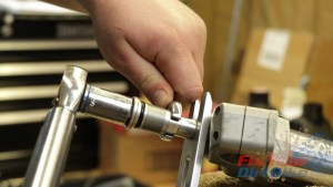 45 - Torque Lock Nut To 41 ft-lbs