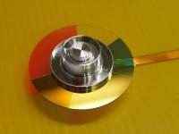 Samsung Replacement Color Wheel, HLS / HLT Series, Part ...