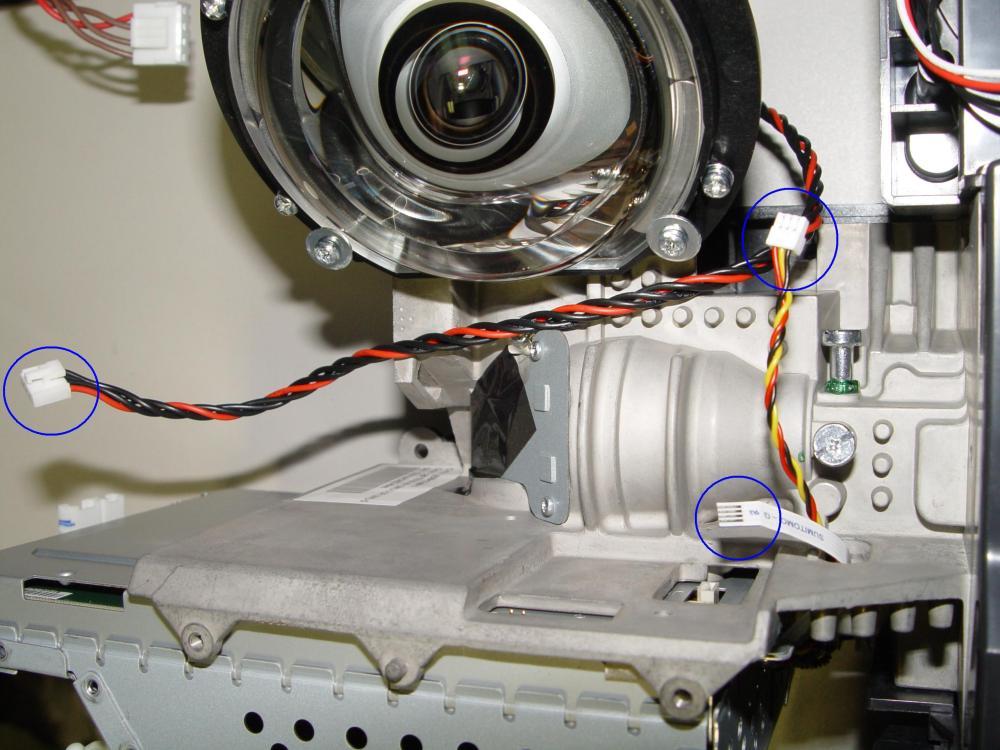 medium resolution of mitsubishi dlp optical engine diagram