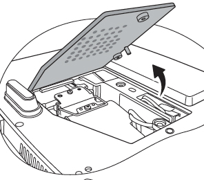 Replace the BenQ MP512 projector lamp in 3 easy steps