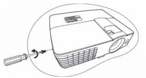 BenQ MX613ST replacement projector lamp