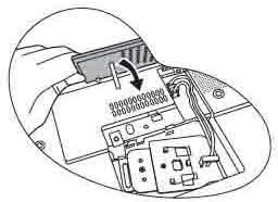 BenQ MP620 projector lamp