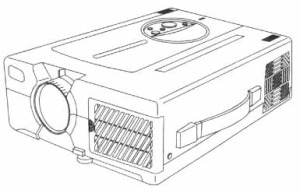 Dukane ImagePro 8035 projector lamp