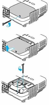 Epson EB-826WH projector