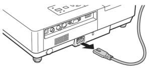 Epson PowerLite 1705c projector lamp