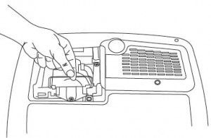 ASK Proxima C160/C180 projector lamp