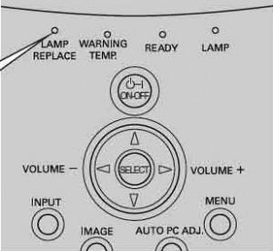 Sanyo POA-LMP59 projector lamp