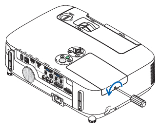 NEC NP-P350W projector lamp