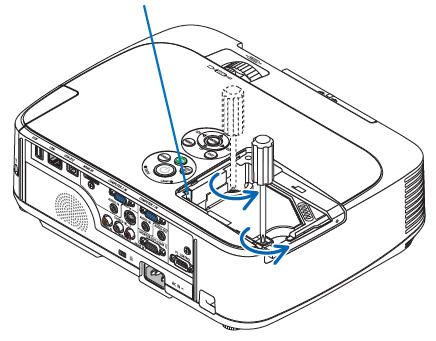 NEC NP-M311X projector lamp