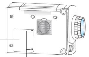 Optoma EP606 projector lamp