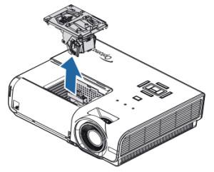 Optoma TH1060P projector lamp