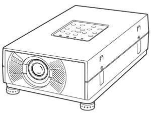 Sanyo PLC-SU07 projector lamp