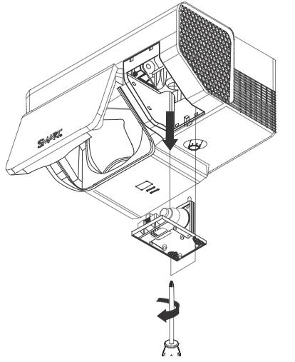 Smartboard 600i projector lamp