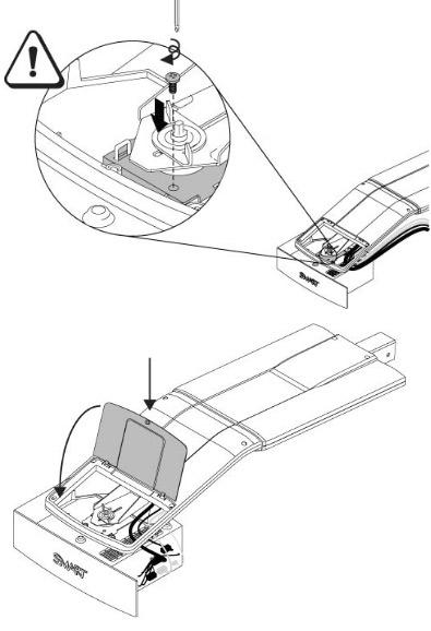 Smartboard UNIFI 55 projector lamp