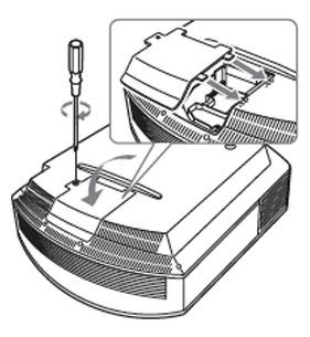 Sony VPL-HW30ES projector lamp