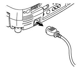 Epson EMP-811 projector lamp
