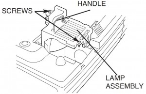 Sanyo PLC-XT16 projector lamp