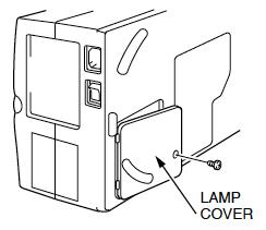 Replacing Philips 915B455011 Lamp for Mitsubishi series