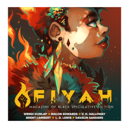 icon for the Rebirth cover of FIYAH