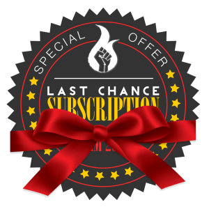 BHM gift subscription badge