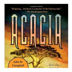 David Anthony Durham's ACACIA (US) cover