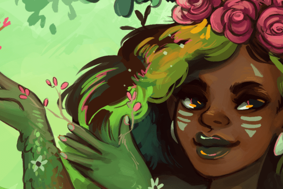 issue 4 roots header