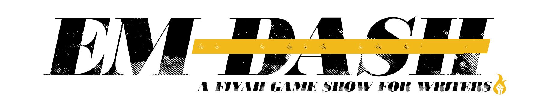 Em Dash game logo