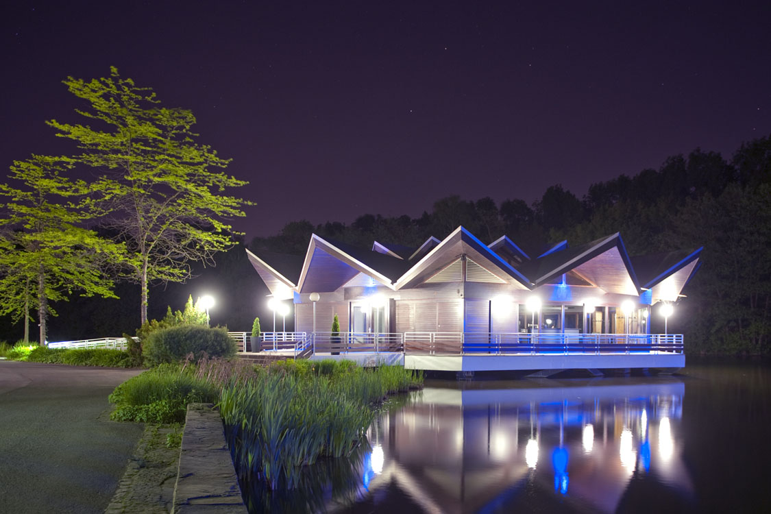 Seepavillon in Dortmund  Veranstaltungsrume