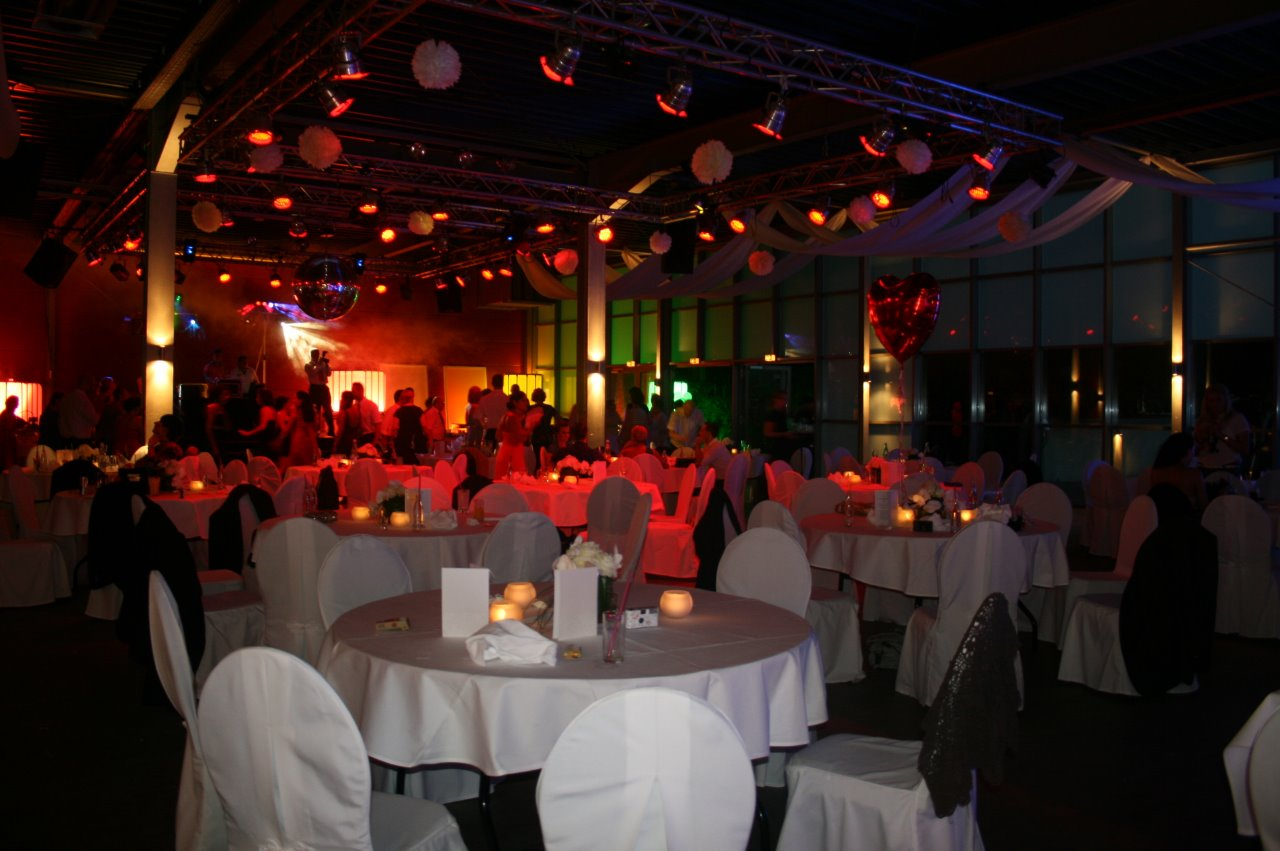 VEST Arena in Recklinghausen  Hochzeitslocations