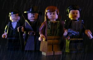 Custom Made Blade Runner Legos