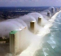 Cloud Tsunami pictures