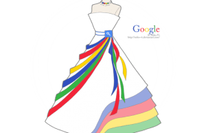 If Popular Websites would be dresses (4)