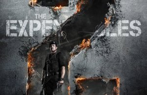 THE EXPENDABLES 2 - Badass Character Posters