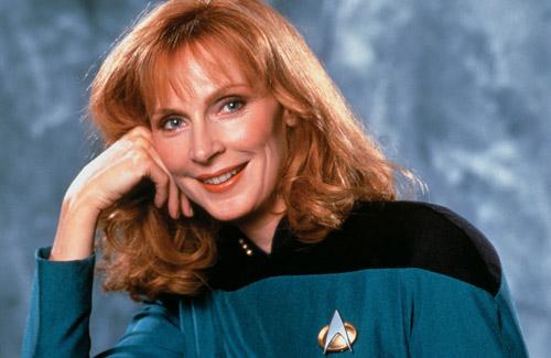Dr. Beverly Crusher, Star Trek: The Next Generation