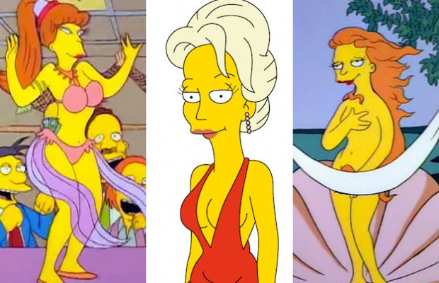 Tram Pararam Simpsons Selma - New Porno-7683