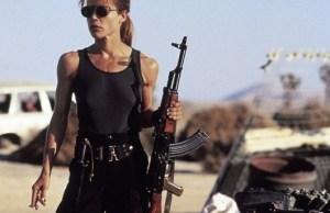 Sarah Conner, Terminator
