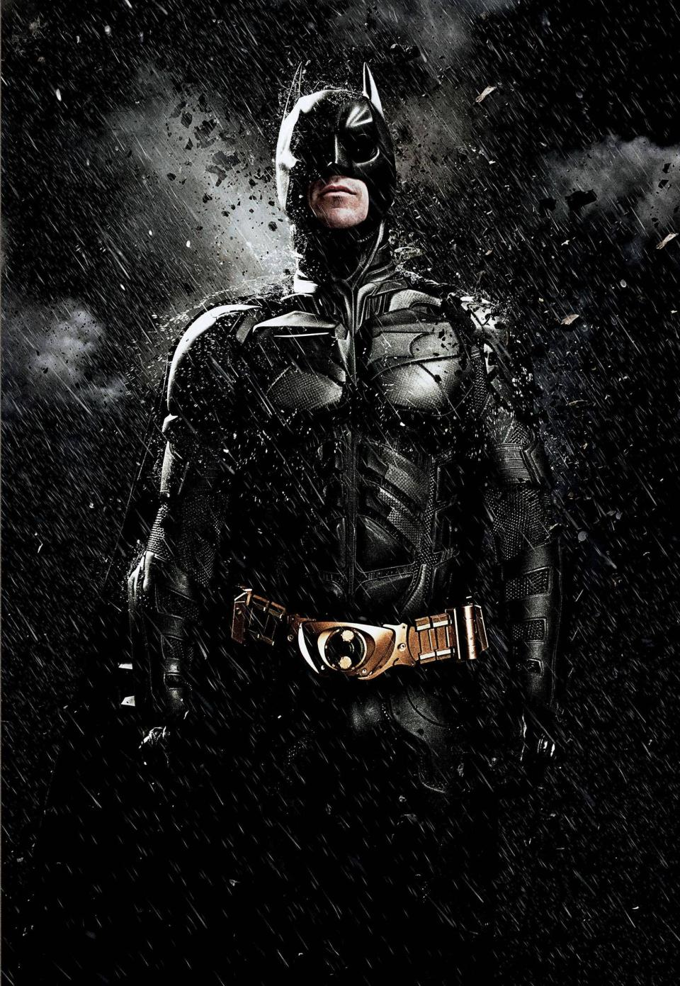 THE DARK KNIGHT RISES Textless Posters and Banners (6)