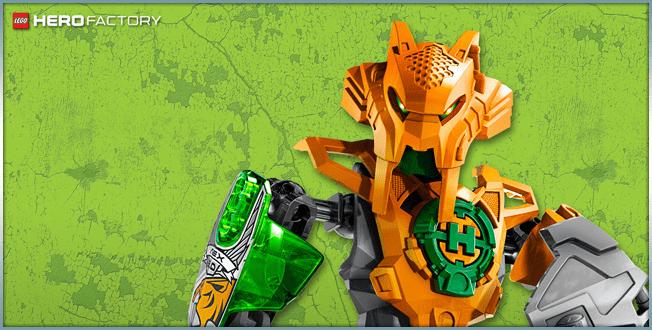 LEGO HERO FACTORY Robots Getting Film Adaptation (2)