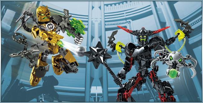 LEGO HERO FACTORY Robots Getting Film Adaptation (1)