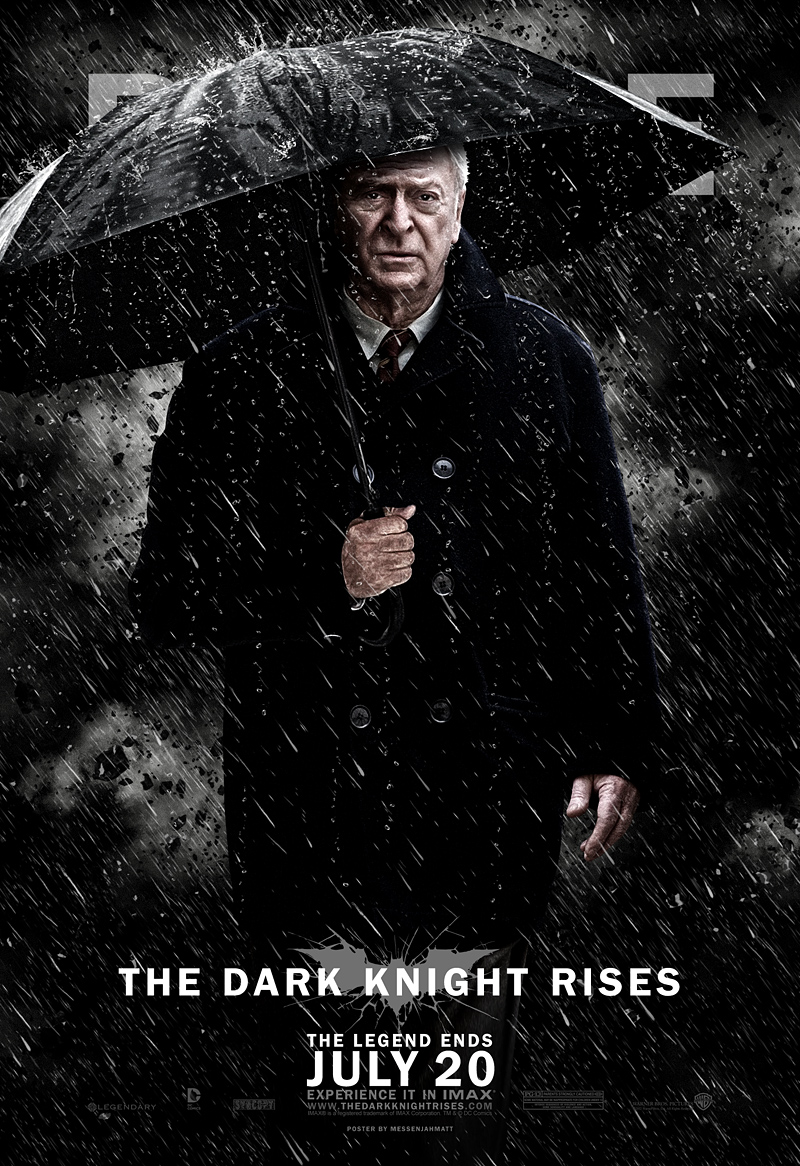 The Dark Knight Rises Fan Posters (14)