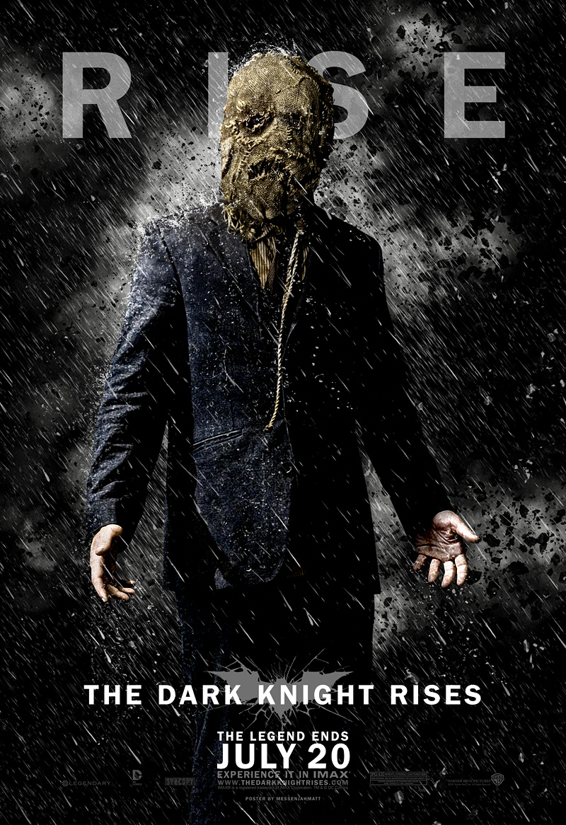 The Dark Knight Rises Fan Posters (7)