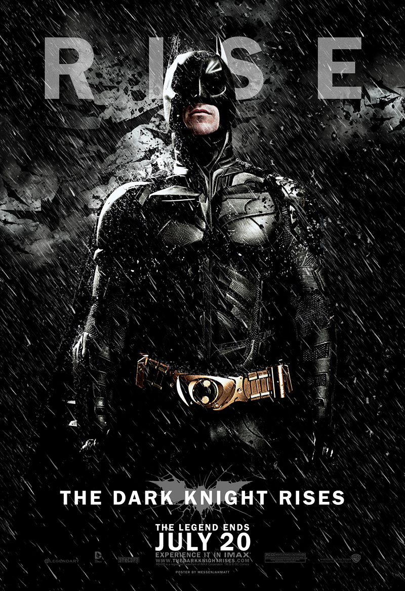 The Dark Knight Rises Fan Posters (18)