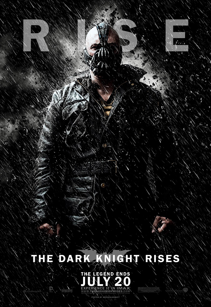 The Dark Knight Rises Fan Posters (17)