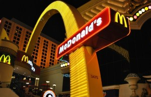 lavish and unusual McDonald's Locations in the World