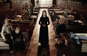 AMERICAN HORROR STORY: ASYLUM Poster and Teasers