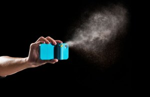 iPhone Case With Integrated Pepper Spray