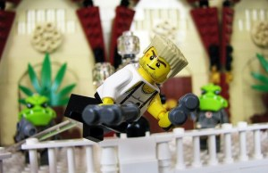 Fifth Element Lego Style
