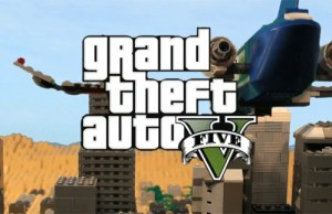 GTA Trailer Remade with Lego (2)