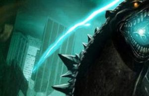 New Godzilla 2014