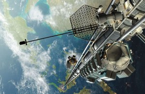 Elevator From Earth to Space